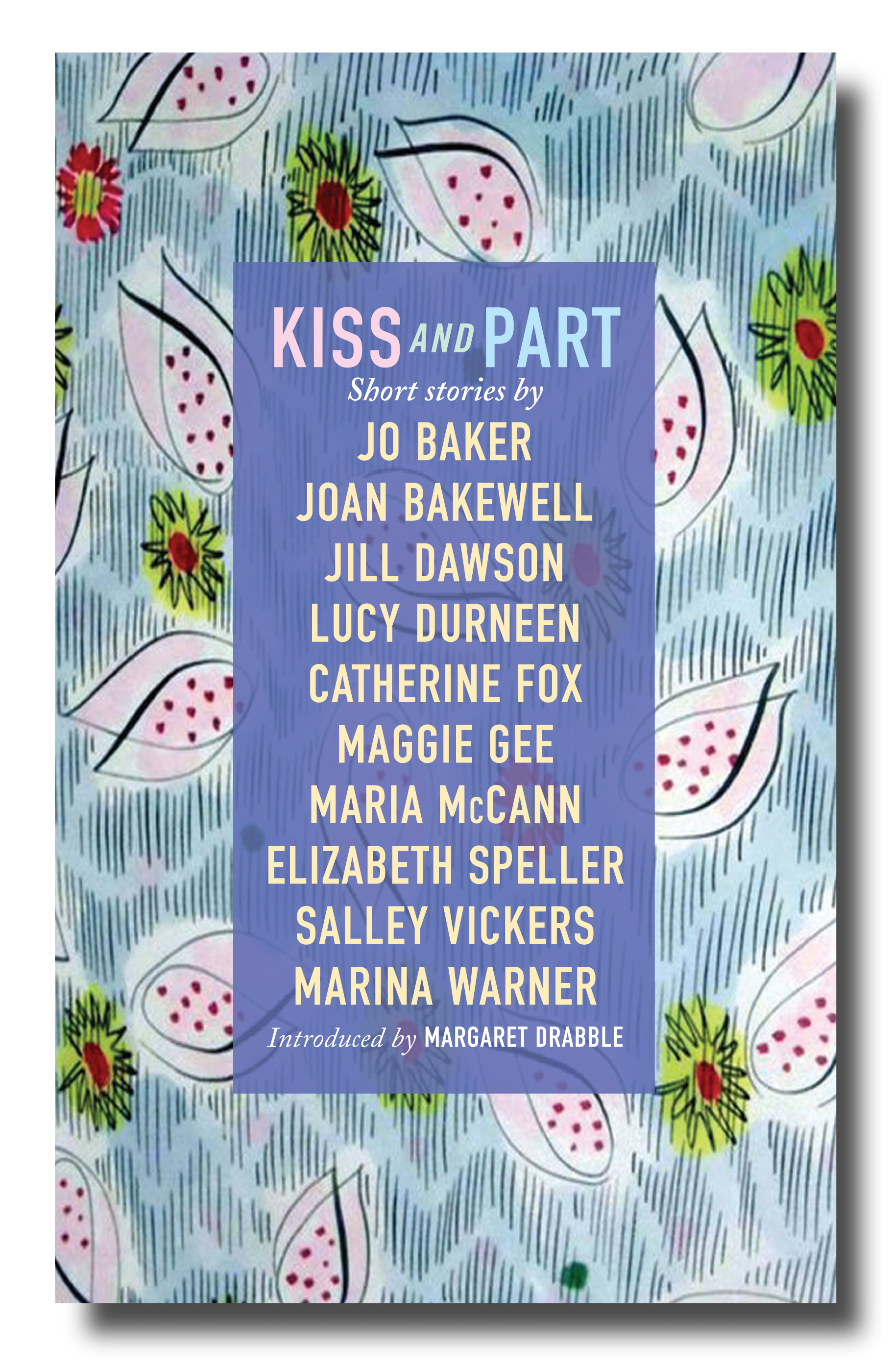 Kiss and Part: Front Cover