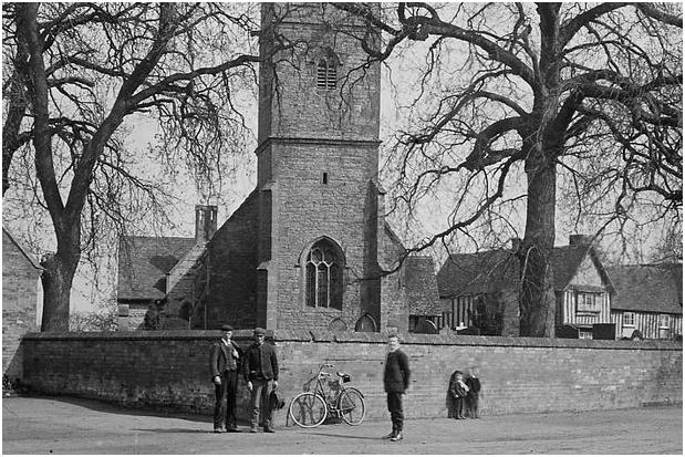 St Helens early last century